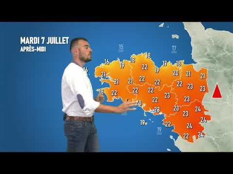 Illustration de l'actualité La météo de votre mardi 7 juillet 2020