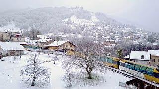 Golden Pass Railway, Switzerland
