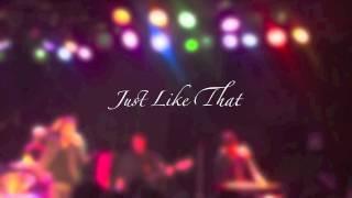 Midnight Mirage-Just Like That (Lyric Video)