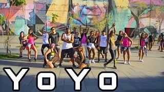 YoYo   Glória Groove Feat. Iza | ZUMBA® | Choreography | Dance