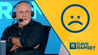 Do You Want To Be Miserable? Then Keep Doing This! - Dave Ramsey Rant