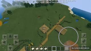 Minecraft | Нашёл две заброшенные деревни за 5 минут