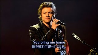 洋楽和訳HarryStyles-SweetCreature
