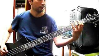 (Deep Purple) Hungry Daze bass cover