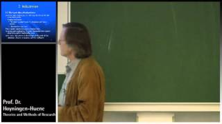 Introduction To Philosophy Of Science Lecture 1 Part 1