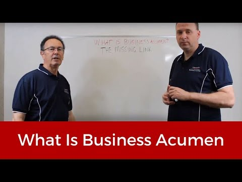 mp4 Business Acumen, download Business Acumen video klip Business Acumen