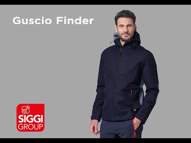 Finder Giacca Guscio