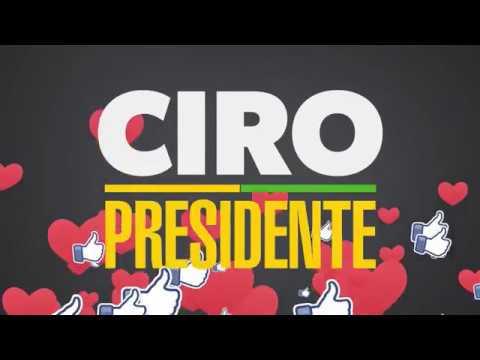 Conheça a música da nossa campanha! MUDE #Ciro12