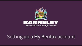 Setting up a My Bentax account