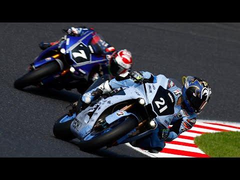 鈴鹿8時間耐久レース YAMAHAチームのダイジェスト動画