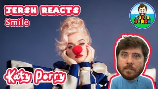 KATY PERRY Smile REACTION! - Jersh Reacts