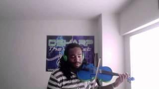 DSharp Violin Tribute to Will.I.Am (Heartbreaker)