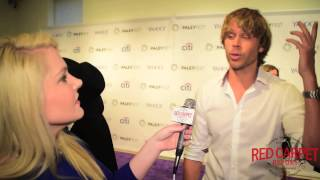 Eric Christian Olsen at #PALEYFEST Fall Preview for NCIS: Los Angeles Premiere #NCISLA #PaleyFest