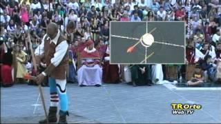 preview picture of video 'Palio degli Arcieri 2014 - Ottava Medievale ORTE'