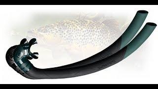 Трубка для подводной охоты Sporasub Breeze от компании МагазинCalipso dive shop - видео