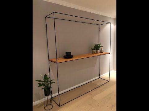 DIY Design Regal / Sideboard selber bauen (created a Sideboard)