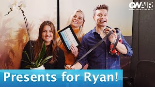 We Give Seacrest the Most Thoughtful (and LOL) Gifts | On Air With Ryan Seacrest