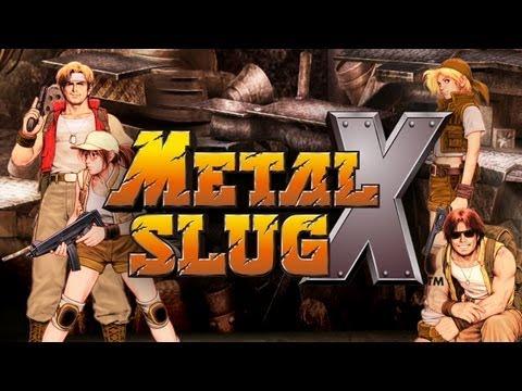 Metal Slug X Steam Gift GLOBAL - 1