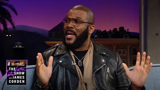 Tyler Perry Doesn't Sound Ready to Say Goodbye to Madea