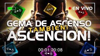Gema de Ascenso + ASCENCION! con SARENGO!| Marvel Contest of Champions