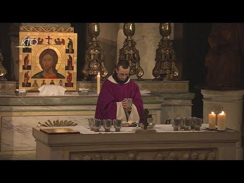 Vêpres et messe du 24 février 2018