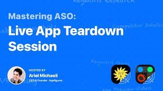 Live App Teardown (May. 2021) - Sunbasket and Color Defense