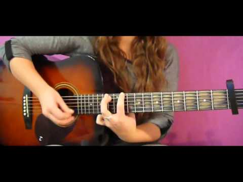 Brick by Brick - guitar cover _ by Katy Perry