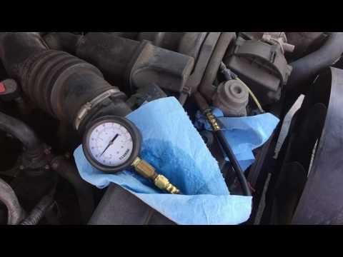 ML320 fuel pump replacement part 7 - смотреть онлайн на Hah Life