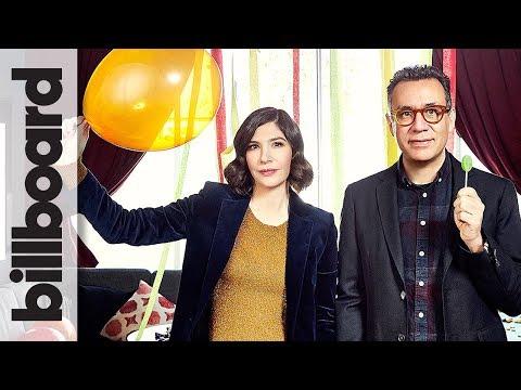 'Portlandia's' Fred Armisen & Carrie Brownstein: Disaster Preparation & First Crushes   Billboard