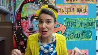 Art Teacherin 101: Episode 16 ELEMENTS OF ART