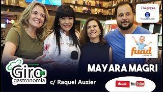 A maravilhosa Atriz Mayara Magri @mayaramagrioficial no Restaurante dos nossos parceiros Esquina do