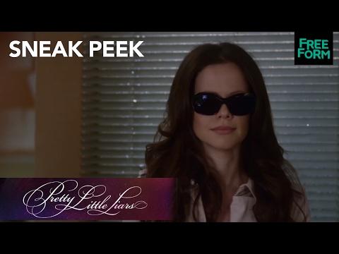 Pretty Little Liars | Season 7, Episode 12 Sneak Peek: Jenna Arrives | Freeform