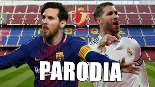 Canción Real Madrid Vs Barcelona 1-1 (Parodia Baby - Nicky Jam X Farruko X Amenazzy)