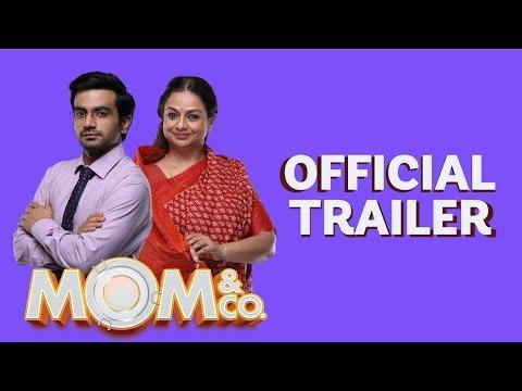 Mom And Co | Original Series | Official Trailer | The Zoom Studios | Ayush Mehra & Neliima Azeem