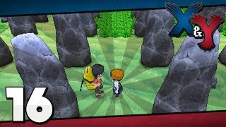 Pokémon X and Y - Episode 16   Route 10: Menhir Trail!