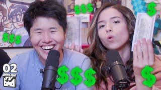 HOW MUCH MONEY DOES OFFLINETV MAKE? (WE RANKED EVERYONE) ft Michael Reeves - PODCAST #2