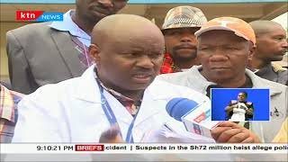 KNH staff abort strike after talks