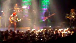 The Damned White Rabbit live at the abc glasgow 20th Nov 2016