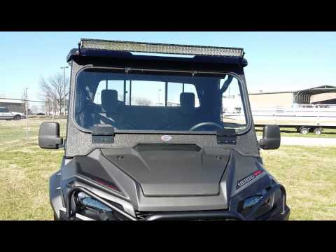 2017 Honda Badass Pioneer 1000 LEP in Winchester, Tennessee - Video 1