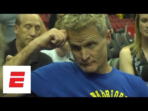Steve Kerr: 'This is the most dialed in we've been all year' | ESPN