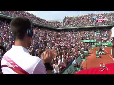 Những khoảnh khắc hài hước nhất của Novak Djokovic - phần 4