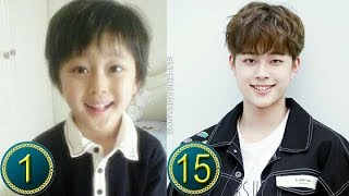 Yoo Seon-Ho Pre-debut | Transformation from 1 to 15 Years Old