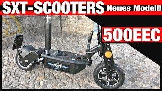 SXT 500 EEC – Facelift (keine Helmpflicht!)