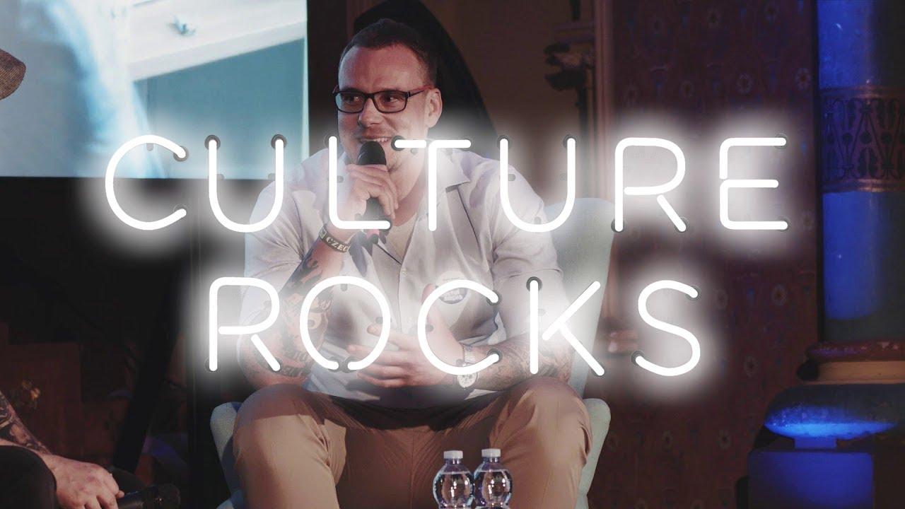 Robert Krejča na Culture Rocks