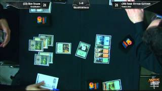 GP Baltimore 2015 Quarterfinals