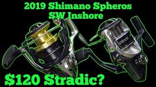 Катушка shimano spheros 6000 sw