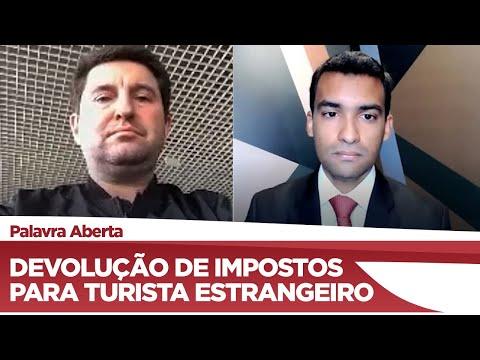 Jerônimo Goergen fala da devolução de impostos em compras feitas por turista estrangeiro - 07/10/21