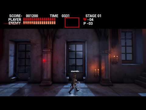 Fan-made Castlevania Remake in Unreal Engine 4 is now available for