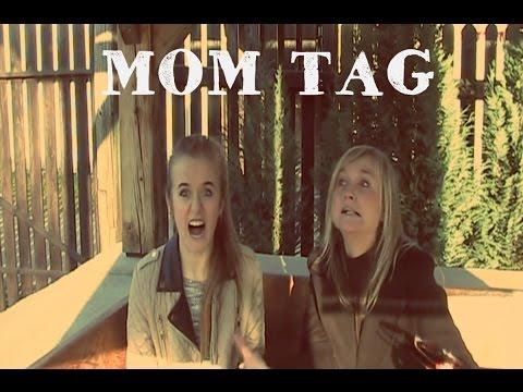 MOM TAG - Jaká jsem a jaká jsem byla?