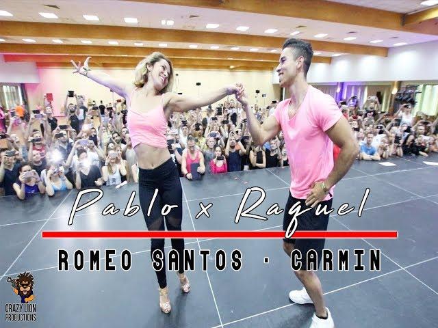 Pablo & Raquel - Romeo Santos - Carmín